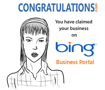 Bing Verify Congrats