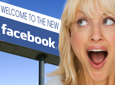 Facebook Welcome